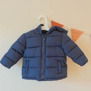 NWT Baby Puffer Coat